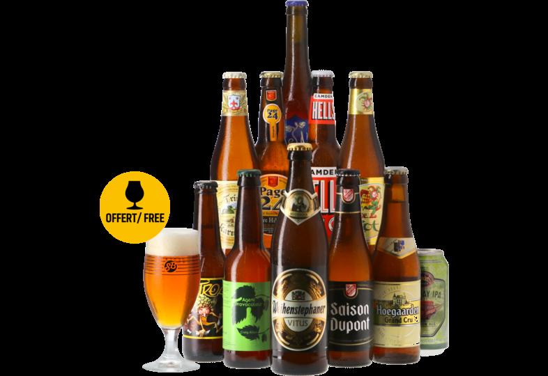 Dozen - Blond Bier bierpakket 11x33cl