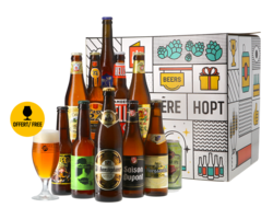 Cofanetti Saveur Bière - Collezione Bionde Platino
