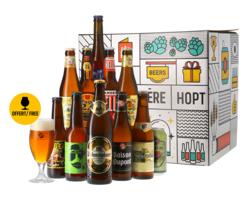 HOPT biergeschenken - Blond Bier bierpakket 11x33cl