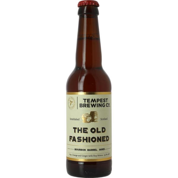 Tempest The Old Fashioned - Bourbon Barrel Aged