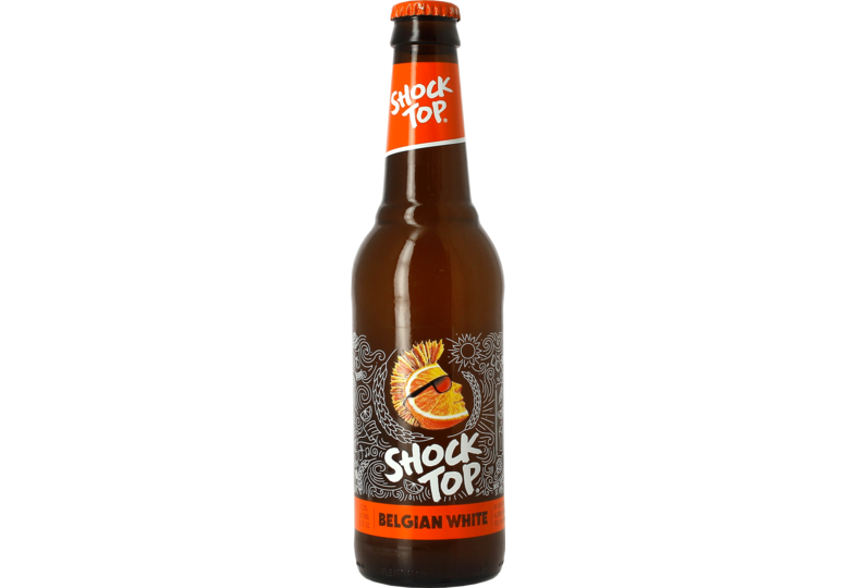 Flessen - Shock Top Belgian White