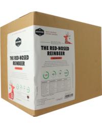 Kit à bière tout grain - Kit de malt Brew Monk - Rudolph the red-nosed reinbeer