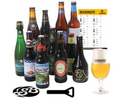 HOPT biergeschenken - Coffret Bières d'Hiver