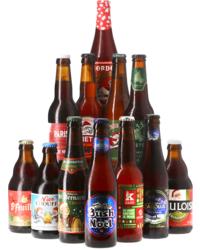 assortiments - Assortiment Bières de Noël - Cadeaux de Noël
