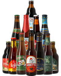 Beer Collections - Assortiment Bières de Noel