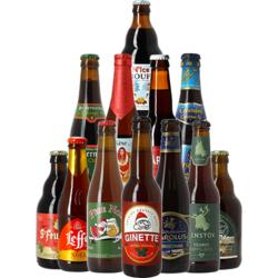 Samlingar - Assortiment Bières de Noel