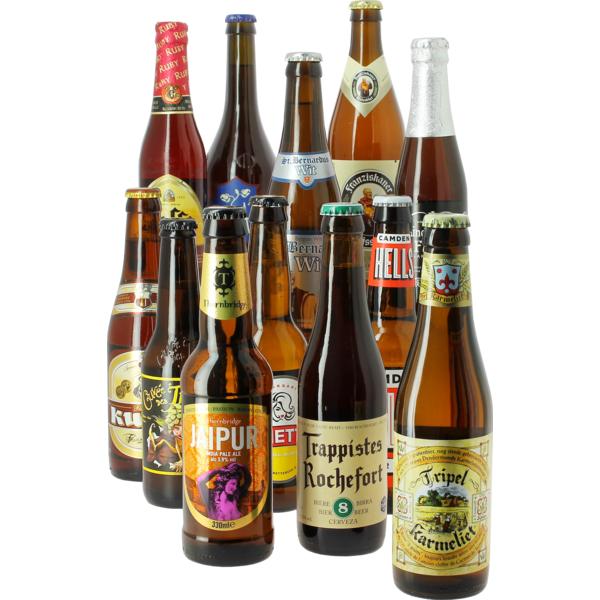 Assortiment Speciaalbier best-verkocht