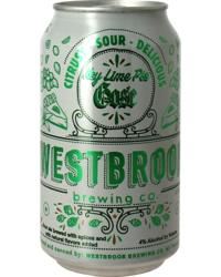 Bottled beer - Westbrook Key Lime Pie Gose