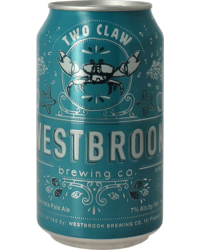 Bottled beer - Westbrook Two Claw