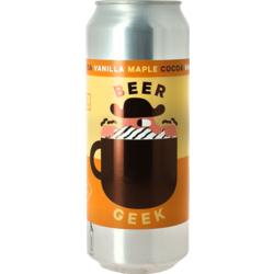 Bouteilles - Mikkeller Beer Geek Vanilla Maple Cocoa Shake - Canette