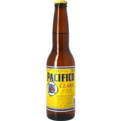 Bottled beer - Pacifico Clara
