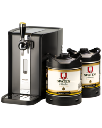 Party Pack - Party Pack PerfectDraft  - BeerPump + 2 Spaten Münchner Kegs