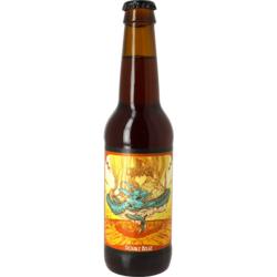 Bottled beer - La Débauche Double Belge