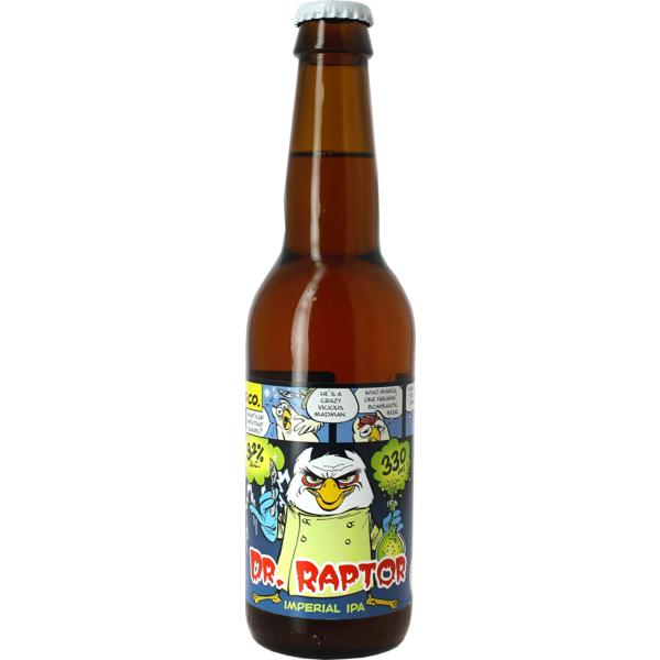 Het Uiltje Dr. Raptor