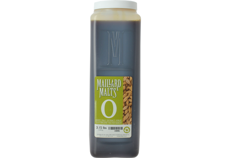 Malt extracts - Extrait de malt liquide d'orge BIO 1,4 kg