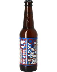 Flaschen Bier - BrewDog Hello, My Name Is Marianne