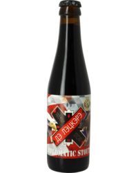 Bottled beer - De Leckere Diplomatic Stout