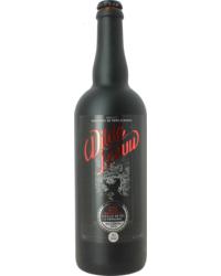 Flessen - Wilde Leeuw - Bière Brune Quadruple vieillie en fût d'Armagnac