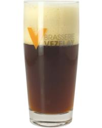 Verres à bière - Verre Brasserie de Vezelay  - 25 cl