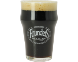 Beer glasses - Glass Flat Founders - 25 cl