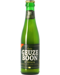Flessen - Boon Oude Geuze 25 cl