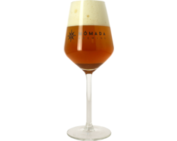 Beer glasses - Verre à pied Nomada - 30 cl
