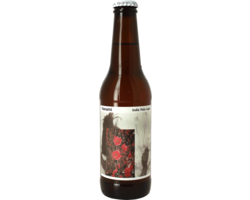 Bottled beer - Nomada Hanami India Pale Lager