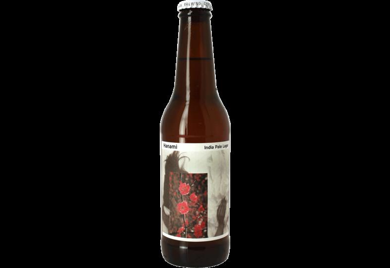 Bottled beer - Nomada Hanami India Pale Lager