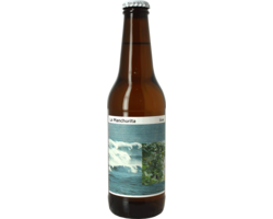 Bottled beer - La Manchurita Gose