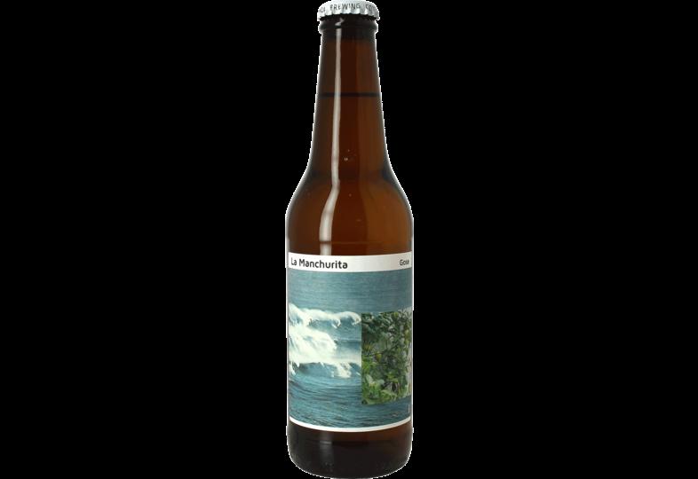 Bottled beer - La Manchurita Gose