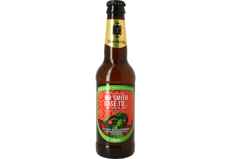 Bouteilles - Thornbridge Mr Smith Gose To...