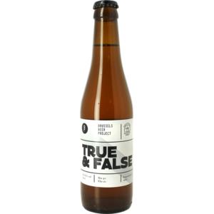 Brussels Beer Project True & False