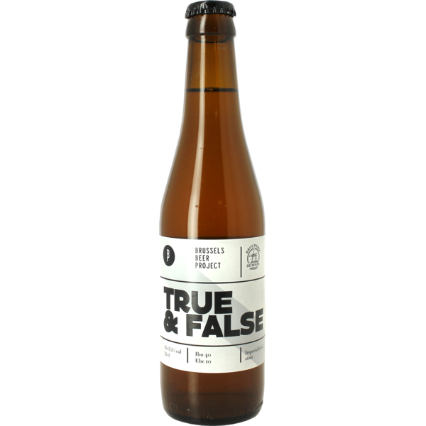 Brussels Beer Project True & False