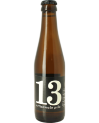 Bottled beer - 13 Artisanale Pils - Black Label