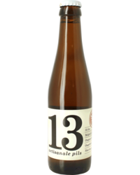 Bottled beer - 13 Artisanale Pils