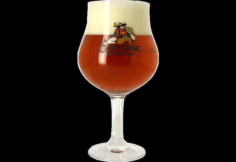 Verres à bière - Verre Cervoise des Ancêtres - 50 cl