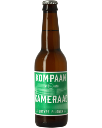 Bottled beer - Kompaan Kameraad
