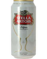 Bottiglie - Stella Artois lattina - 44cl