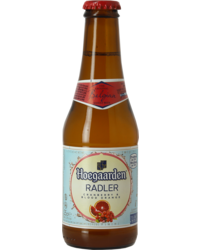 Flessen - Hoegaarden Radler Cranberry and Blood Orange