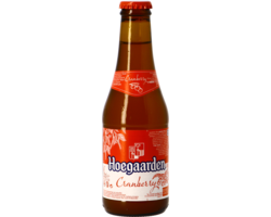 Bottled beer - Hoegaarden Radler Cranberry and Blood Orange