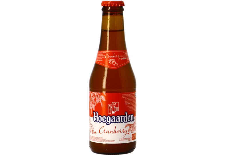 Flaschen Bier - Hoegaarden Radler Cranberry and Blood Orange