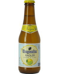 Flessen - Hoegaarden Radler Lemon and Lime
