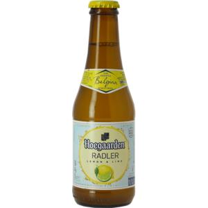 Hoegaarden Radler Limón y lima
