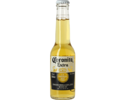 Bottled beer - Coronita Extra 21cL