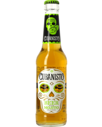 Bottled beer - Cubanisto Mojito