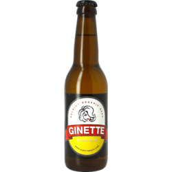 Flessen - Ginette Natural Blonde Bio