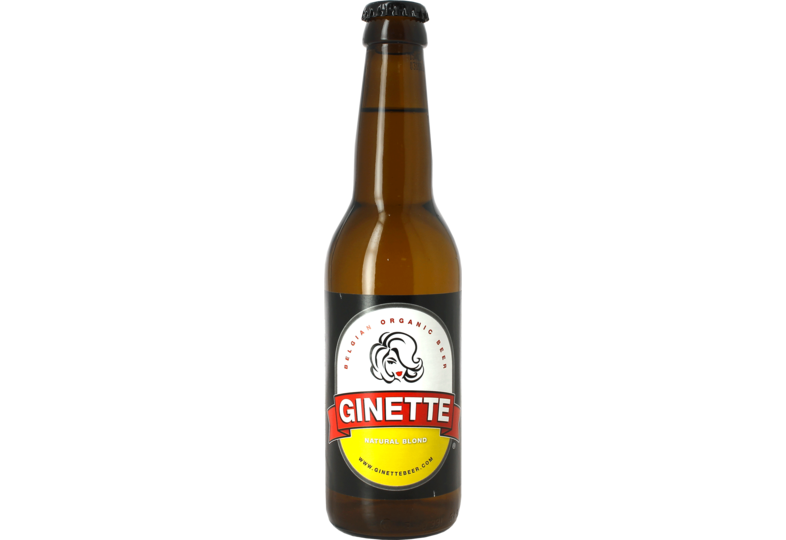 Bouteilles - Ginette Natural Blonde Bio