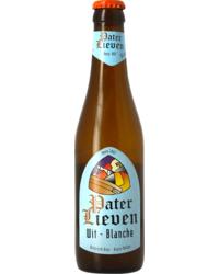 Flaschen Bier - Pater Lieven Blanche