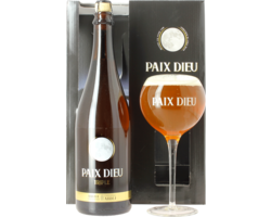 GIFTS - Paix Dieu Gift Pack incl. 1 75cl Bottle + 1 Paix Dieu 25cl Glass