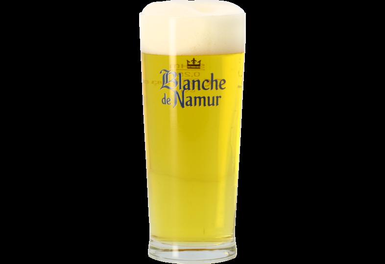 Bierglazen - Glas Blanche de Namur - 25 cl
